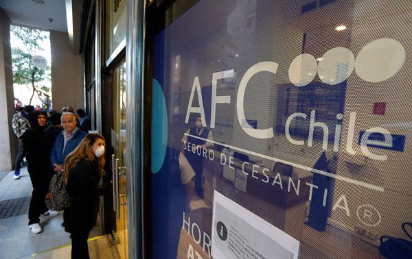 Sociedad Administradora del Fondo de Cesantía (AFC Chile)