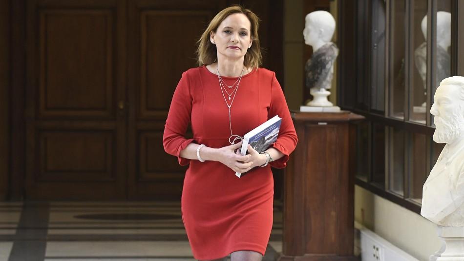 Senadora Carolina Goic