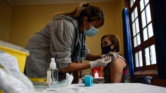 Chile personas menores de 39 se contagian