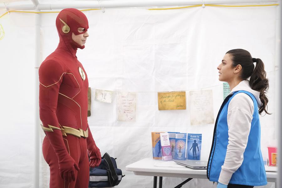 Killer Frost en The Flash