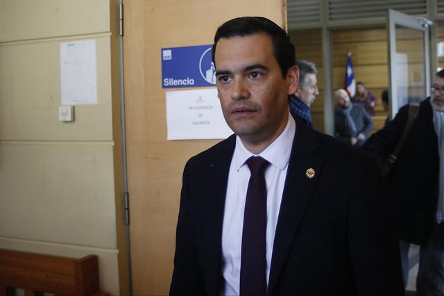 Torturas y secuestro en Collipulli Roberto Garrido