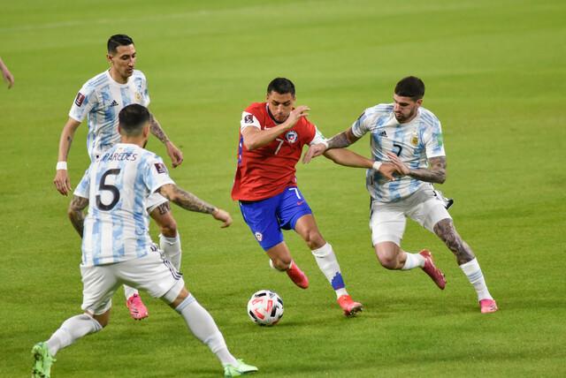 Chile vs Argentina Qatar 2022