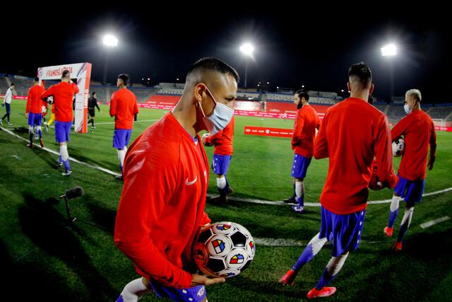 Nómina Chile Copa América