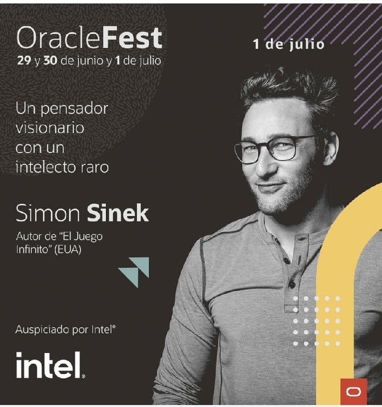 Simon Sinek - Oracle Fest