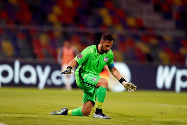 Claudio Bravo FIFA