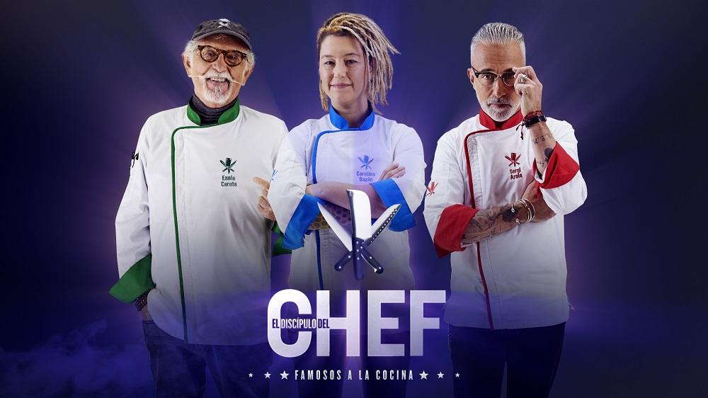 Cocineros de El Discípulo del Chef