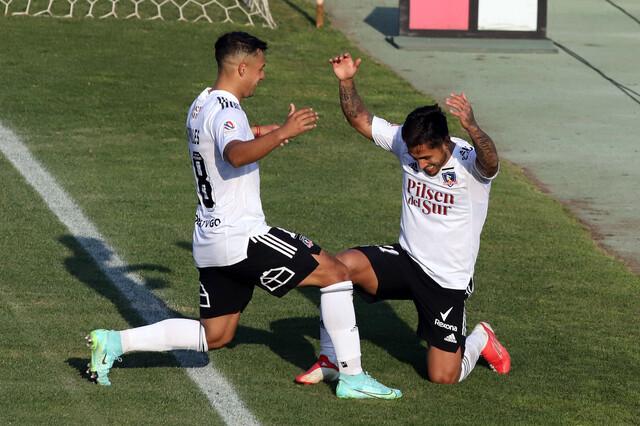 Colo Colo goleó a Santiago Wanderers