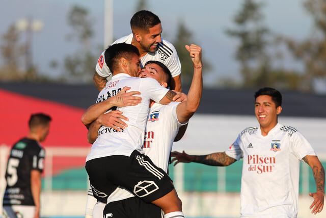 Colo Colo vs Palestino Copa Chile