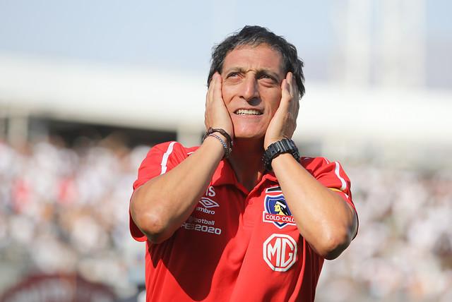 Mario Salas regresa al fútbol chileno