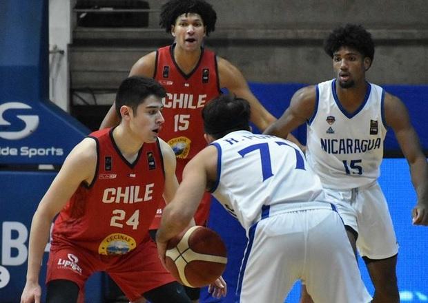 Selección chilena basquetbol