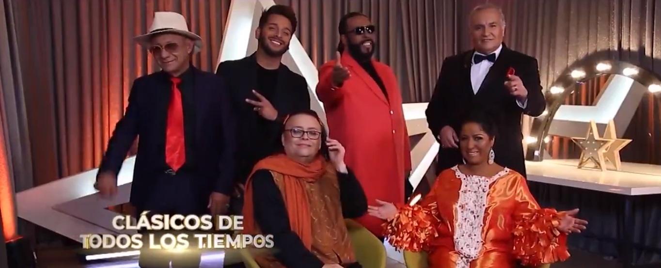 Yo Soy All Stars Luis Miguel