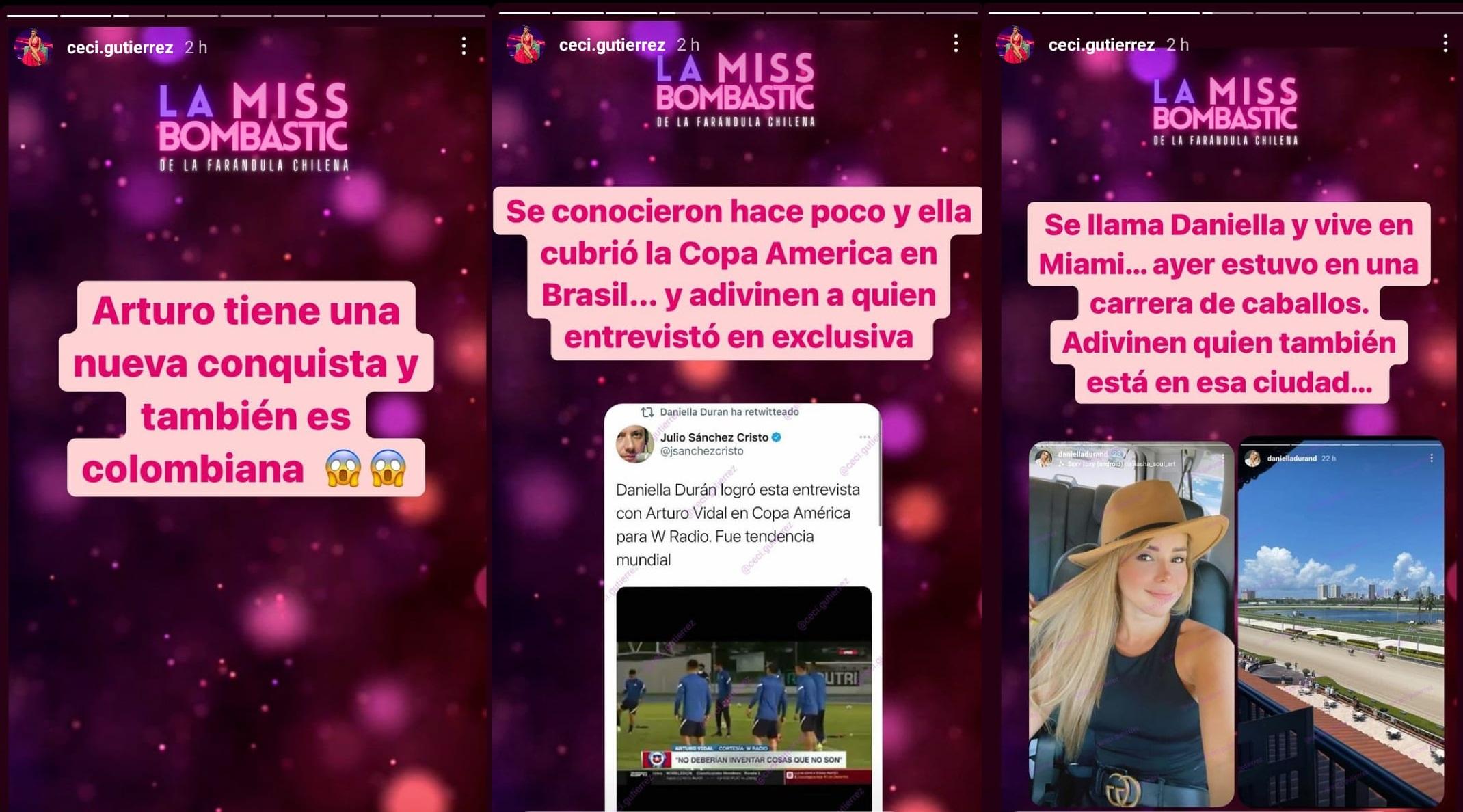 nueva conquista Arturo Vidal