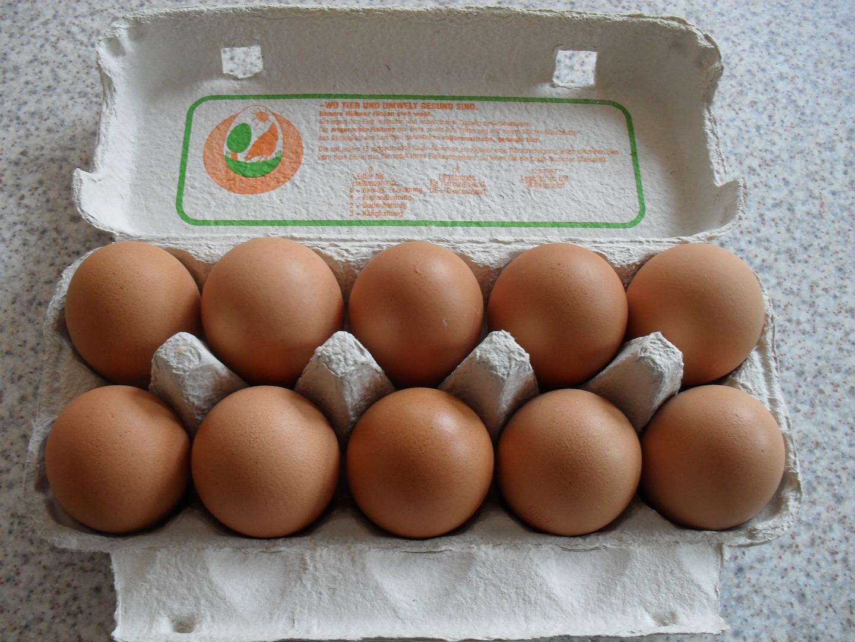 Consumir huevos aporta las proteínas, minerales y vitaminas necesarios