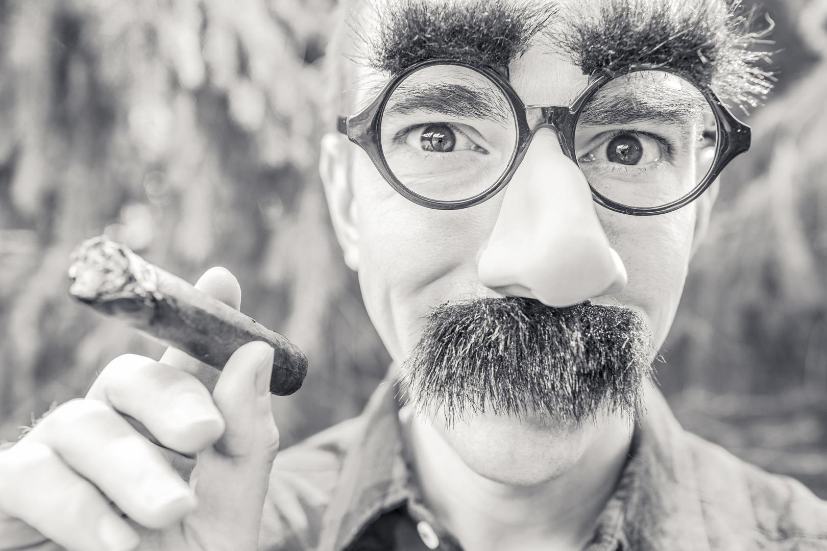 Una manera de evitar las enfermedades de visión es no fumar